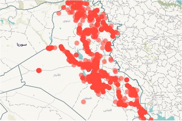 Photo of العراق – مصفوفة تتبع النزوح (DTM) 14 سبتمبر 2014