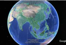 Photo of تحميل الخرائط الطبوغرافية لاي مكان علي سطح الارض ملف KML