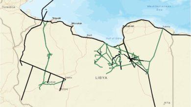 Photo of شيب فايل خطوط أنابيب ( غاز ، نفط ) – ليبيا