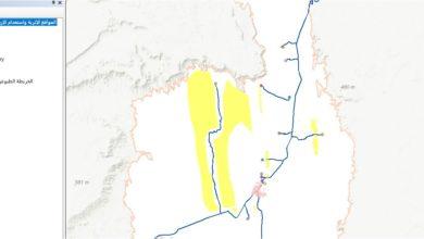 Photo of قاعدة بيانات المواقع الاثرية واستخدام الارض بمنخفض الخارجة – مصر