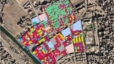 Photo of قاعدة بيانات إستخدمات أرض مركز إيتاى البارود – مصر