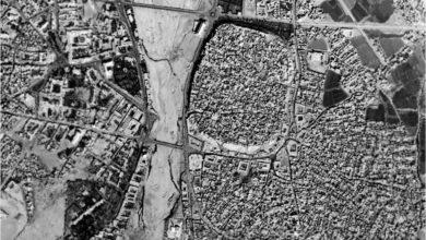 Photo of صورة جوية U2 لكركوك ، العراق ، التقطت في 30 أكتوبر 1959