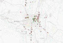 Photo of قاعدة بيانات محطات تعبئة الغاز والوقود ببغداد – العراق
