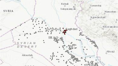 Photo of قاعدة بيانات آبار مياة محافظات جنوب العراق