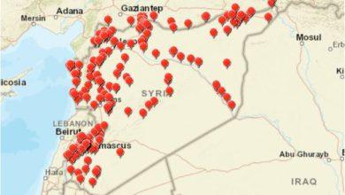 Photo of قاعدة بيانات للمواقع الاثرية في سوريا