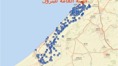 Photo of قاعدة بيانات محطات الوقود بقطاع غزة – فلسطين