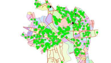 Photo of قاعدة بيانات توزيع المدارس في احياء الموصل – العراق