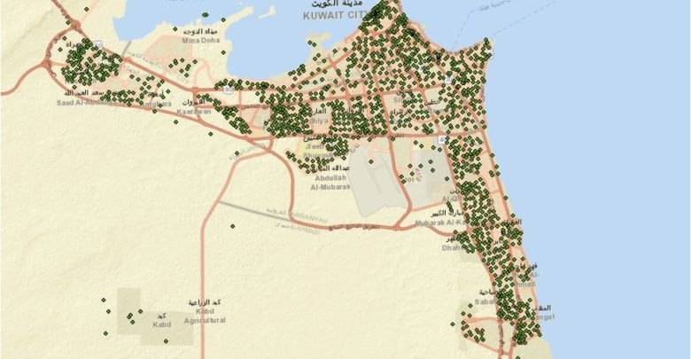 Photo of قاعدة بيانات مساجد دولة الكويت