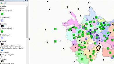 Photo of قاعدة بيانات خدمات محافظة بغداد – العراق
