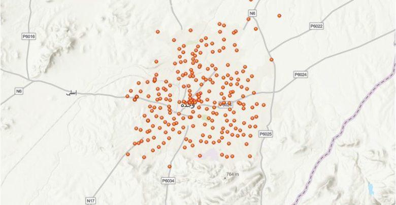 Photo of قاعدة بيانات مساجد مدينة وجدة – المملكة المغربية