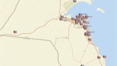 Photo of قاعدة بيانات مراكز إطفاء الحرائق – الكويت