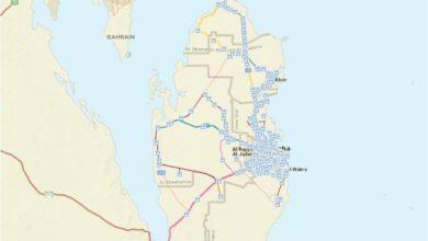 Photo of قاعدة بيانات مسار الباصات ومحطات التوقف كاملة – قطر