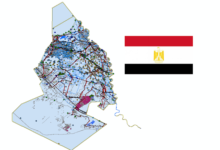 Photo of تحميل  قاعدة بيانات جغرافية متكاملة لمحافظة البحيرة GIS Data –  مصر