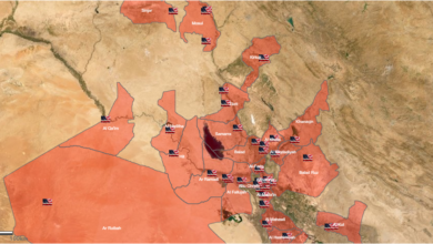 Photo of شيب فايل مضلعات ذات القواعد العسكرية الأمريكية – العراق