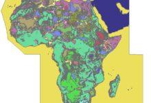 Photo of شيب فايل جيولوجية قارة افريقيا