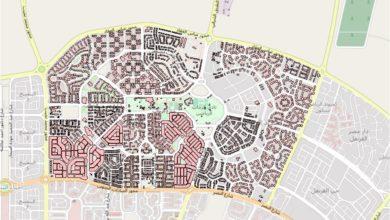 Photo of شيب فايل مباني مدينة الرحاب محافظة القاهرة – مصر