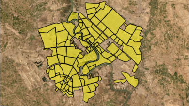 Photo of شيب فايل التقسيمات الادارية لمحافظة بغداد – العراق