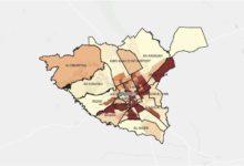 Photo of قاعدة بيانات احياء مدينة الرياض بالاضافة للكثافة السكانية – المملكة العربية السعودية