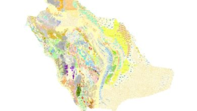 Photo of تحميل طبقة التكوين الجيولوجية بمقياس 250 ألف – المملكة العربية السعودية