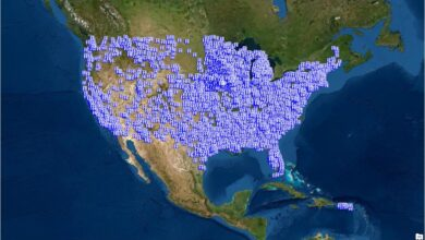 Photo of Download Shapefile USA Hospitals