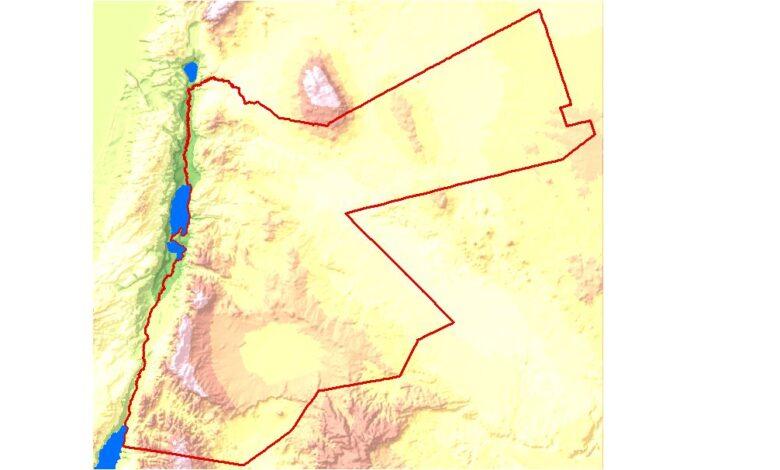 Photo of تحميل نموذج ارتفاع رقمي DEM – المملكة الاردن الهاشمية