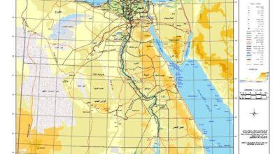 Photo of تحميل الخريطة المعتمدة لجمهورية مصر العربية